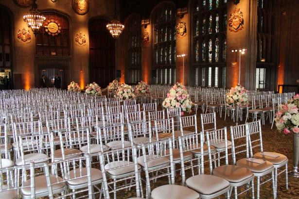 Wedding Ceremony Uplights