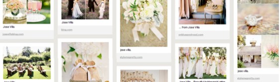How to make your wedding ideas more Pinterest -ing