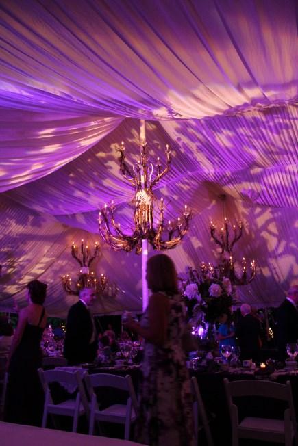 Galleria Marchetti Wedding Lighting