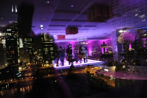 Light Up Dance Floor for a Company Party