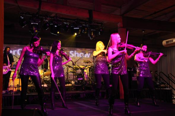 The CoverGirls Violin Show