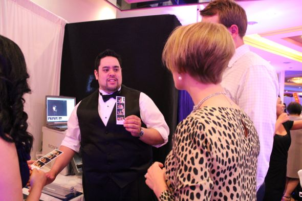Christina and Ron's Photo Booth 3