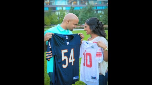 Sanjay and Gisha Jerseys