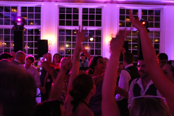Chicago Wedding DJ at The Patrick C Haley Mansion