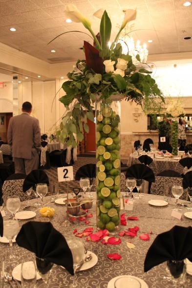 Alta Villa Banquets Centerpieces