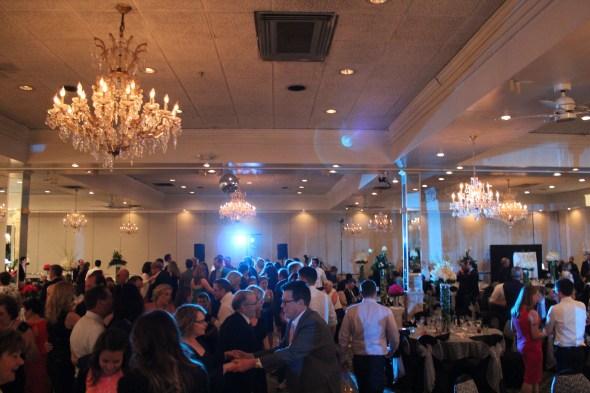 Alta Villa Banquets Dance Floor with Chicago Wedding DJ