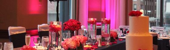Kellie and Ian's Omni Chicago Hotel Wedding
