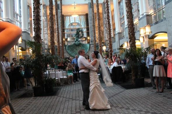Anna and Shawn's Wedding at Pazzo's