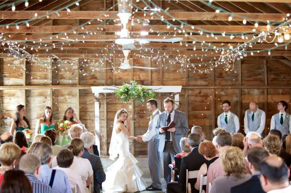 Heritage Prairie Farms Rustic Chic Wedding Venue Barn