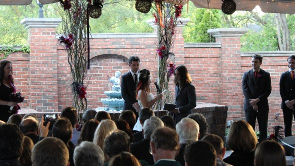 Vows at Season's of Long Grove Wedding