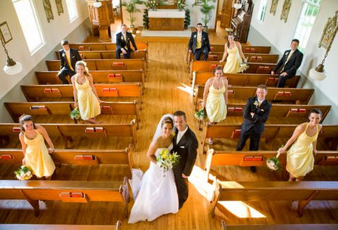 Oak Hill Country Wedding Church