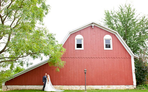 Orchard Ridge Farm Rustic Chic Wedding Barn