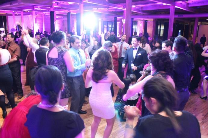Chicago Wedding DJ at the Bridgeport Art Center Wedding