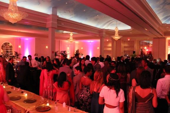 Decor at the Ashyana Banquets Wedding