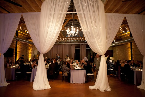 Loft on Lake Wedding Reception