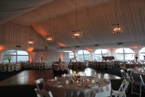 Pavilion at the Westin Itasca Wedding