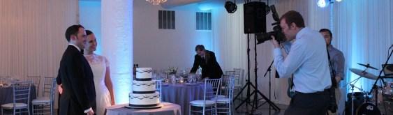 Kathleen and Pat's Wedding at Room 1520