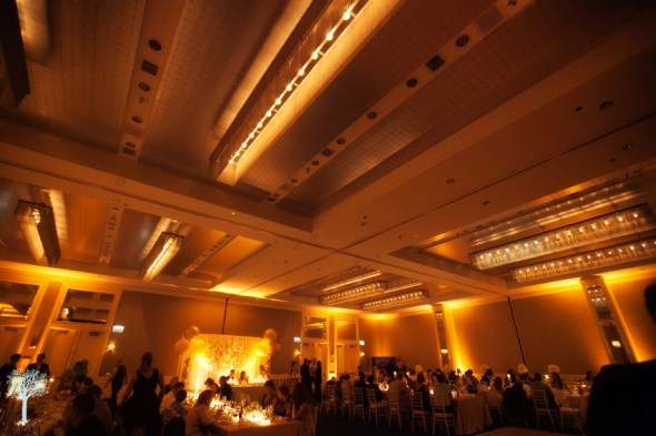 Hotel Arista Wedding Lighting