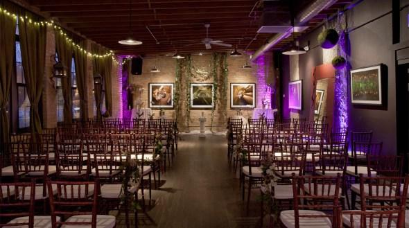 ARTango Loft Wedding