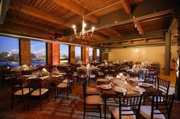 City View Loft Chicago Wedding Venue