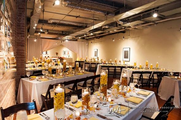 Chicago Loft Wedding Venue Floating World Gallery 2