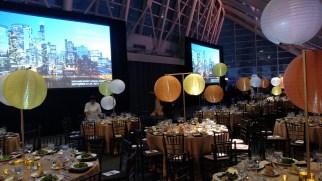 AV for a Corporate Event at Adler Planetarium in Chicago