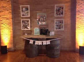 Barrel Table