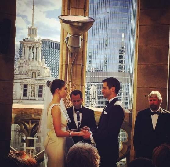 Howells and Hood Wedding