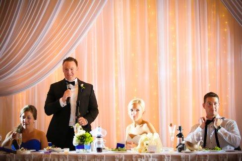 Twinkle Wedding Backdrop