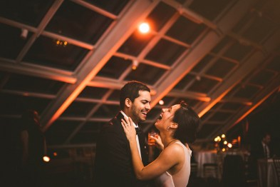 Wedding First Dance at Adler Planetarium