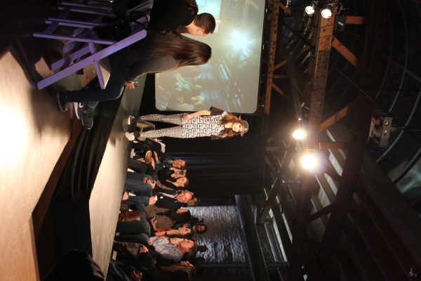 Lighting and AV for a Chicago Fashion Show