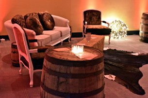 Western Themed Corporate Event Decor 5