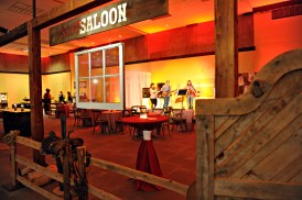 Western Themed Corporate Event Decor 6