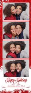 Holiday-Flakes-2x6 Photo Booth Print