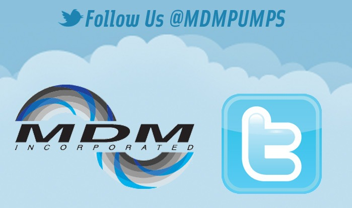 MDM Pumps now on Twitter banner