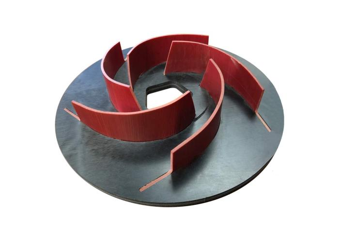 C-Shell Pump Edge Impeller