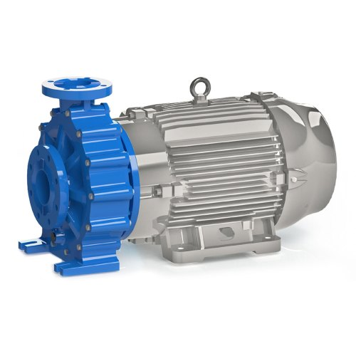 Genesys 4x3-9 Pump right side view