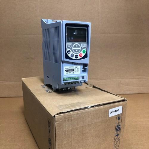 WEG CFW500 Series VFD: 3hp, 380-480v, 3phase, 4.3A, NEMA-1X front angle view