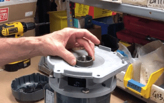 Replacing an Impenatra Seal Head