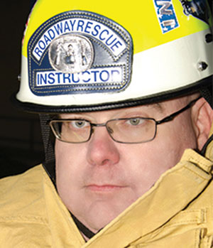 David Dalrymple is a volunteer FF/EMT/Rescue Technician for Clinton EMS/Rescue in Clinton, N.J. He has been actively involved with emergency services for 37 years and is the executive educator for RoadwayRescue LLC (www.roadwayrescue.com). He is also the education chair for the Transportation Emergency Rescue Committee – US (TERC–US). Certified as a fire service instructor by the State of New Jersey, he has been actively teaching transportation rescue topics for over 27 years.