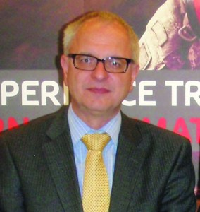 Steven Pike is Managing Director of Argon Electronics