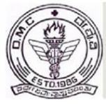 Sri Devaraj URS Medical College logo