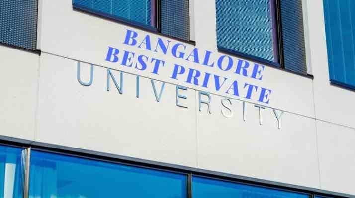 Private University Bangalore