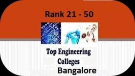 Top Engineering Colleges Bangalore
