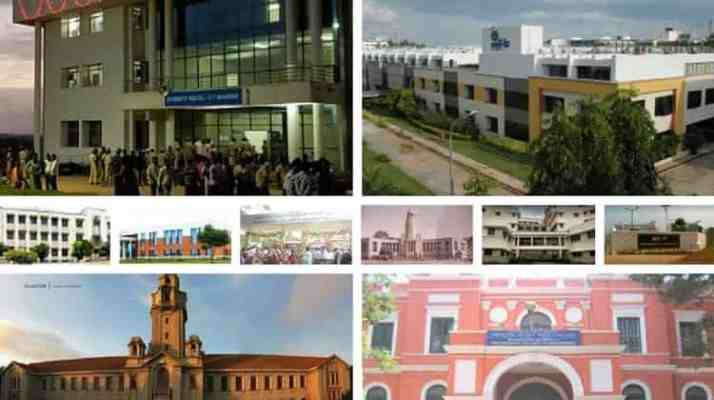 Top10 government engineering college