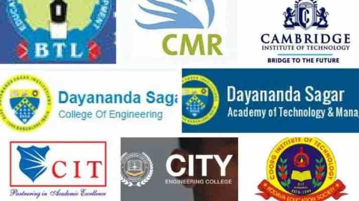 Top 10 Engineering Colleges Under ComedK