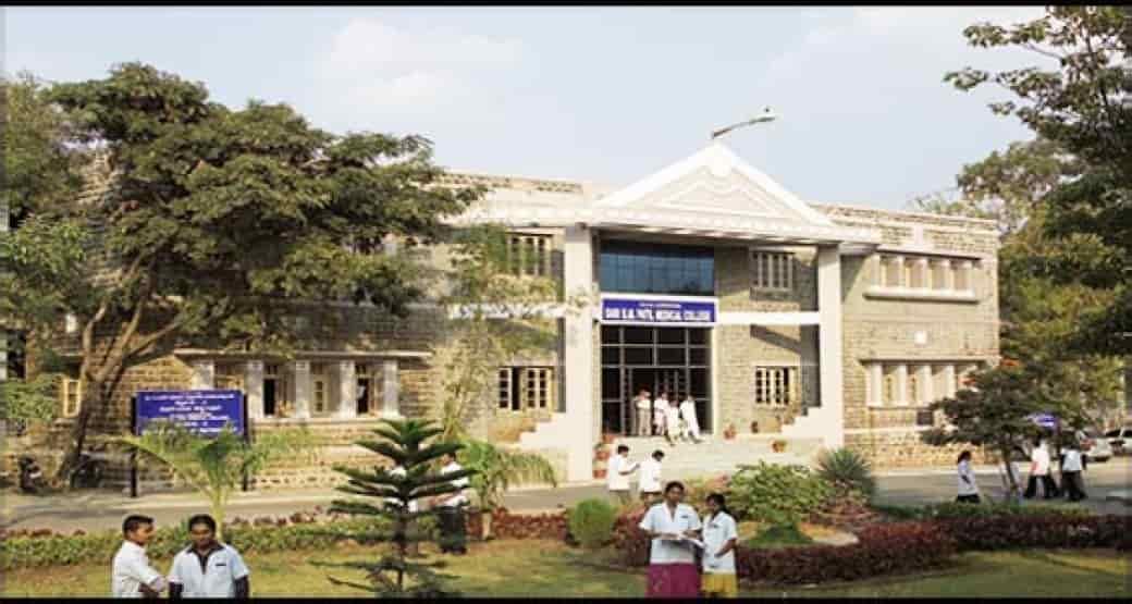 BLDE University | BM Patil Medical College Bijapur