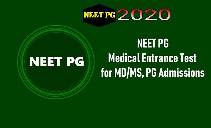 Medical PG Admission