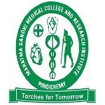 MGMCRI Pondicherry logo