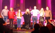 Na Mooney's (and special guests) - Manus Lunny, Anna Ní Mhaonaigh, Nia (Ní Mhaonaigh) Byrne, Mairéad Ní Mhaonaigh, Ciarán O'Maonaigh, Caitlín Nic Gabhann, Gearóid O'Maonaigh